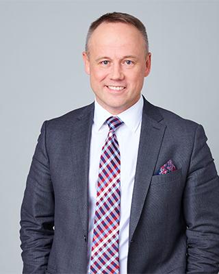Денис Осин, директор малого и микробизнеса, член правления Альфа-Банка