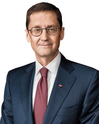 Сергей Озеров, председатель правления Русфинанс Банка