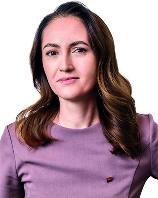 Ирина Павлова, директор по развитию бизнеса «Росбанк Страхование»