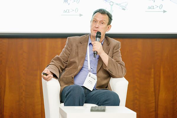 Юрий Полянский (Банк России). Фото: Conglomerat