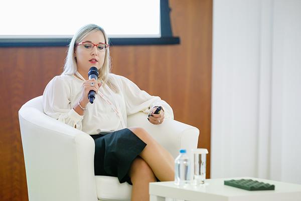 Анастасия Смирнова (Ренессанс Кредит). Фото: Conglomerat