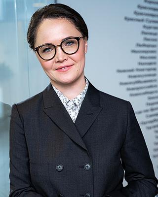Наталья Рощина, HR-директор ОТП Банка