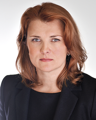 Алина Розенцвет, генеральный директор Национального рейтингового агентства