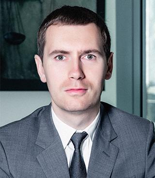 Антон Рожковский, председатель совета директоров НКО «Мобильная карта»