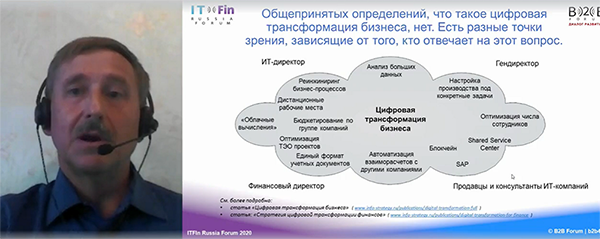Александр Михайлов, эксперт по IT-стратегиям иЦТ бизнеса, генеральный директор компании «Консалтинг по управлению IT»