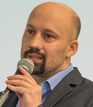 Руководитель дирекции развития электронных сервисов банка Уралсиб Андрей Щенников
