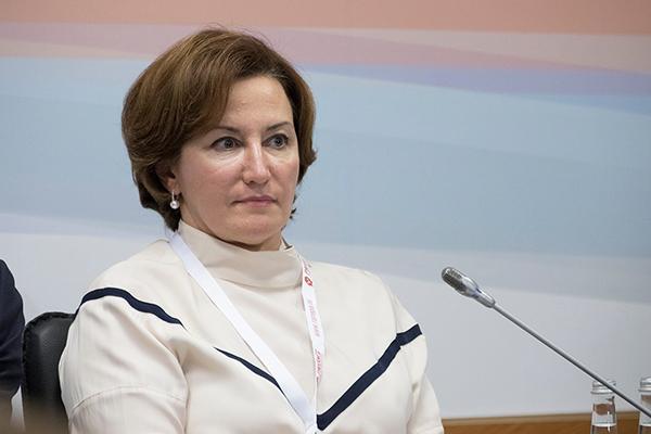 Ольга Полякова (Банк России). Фото: «Гайдаровский форум»