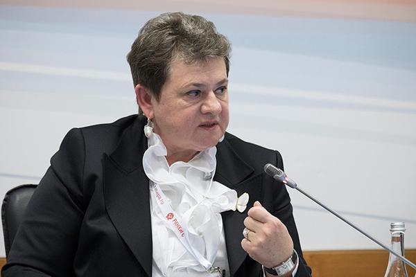 Светлана Орлова (Счетная палата). Фото: «Гайдаровский форум»
