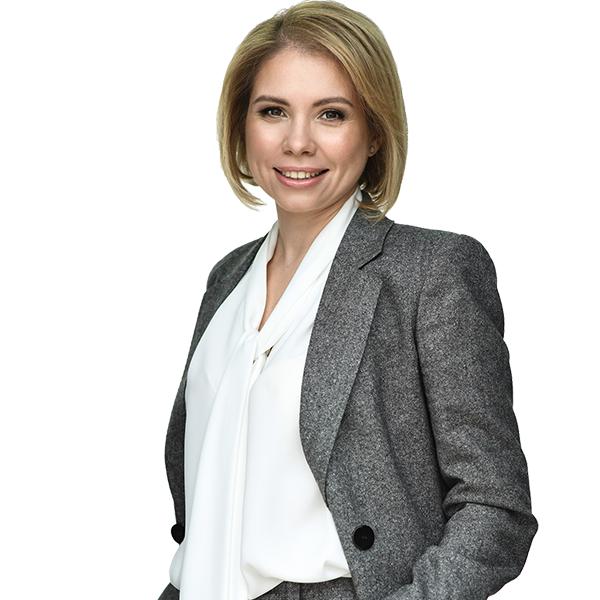 Лидия Симонова, председатель правления банка «Центринвест». Фото: банк «Центринвест»