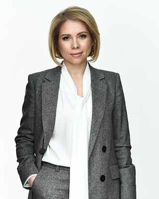 Лидия Симонова, председатель правления банка «Центр-инвест»