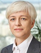 Оксана Сивокобильска, заместитель председателя правления Банка «Санкт-Петербург»