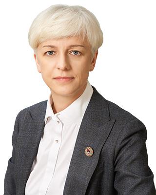 Оксана Сивокобильска, руководитель блока цифровых технологий, заместитель председателя правления банка «Санкт-Петербург» (БСПБ)