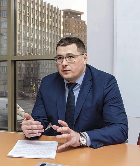 Алексей Костоваров («Линия права»). Фото: Елена Сычева / «Б.О»