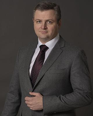 Вице-президент, член правления, руководитель корпоративного блока МТС Банка Дмитрий Соловьев