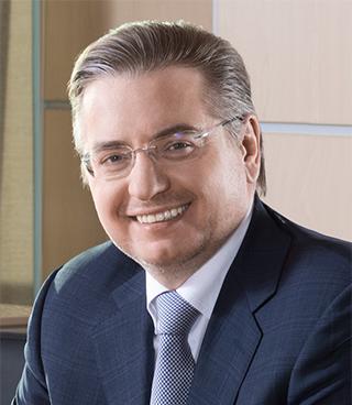 Антон Соловьев, президент УБРиР. Фото - УБРиР