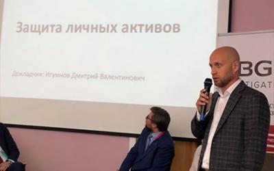 Дмитрий Игумнов, «Игумнов Групп». Фото: Евгения Власенко / Б.О