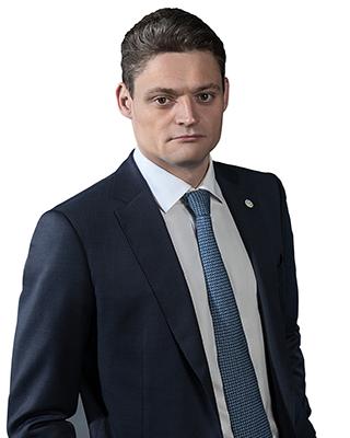 Кирилл Царев, заместитель председателя правления Сбербанка, руководитель блока «Розничный бизнес»