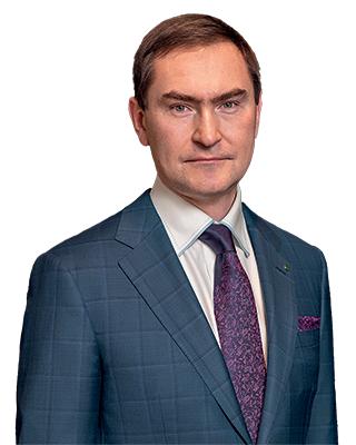 Александр Ведяхин, заместитель председателя правления Сбербанка