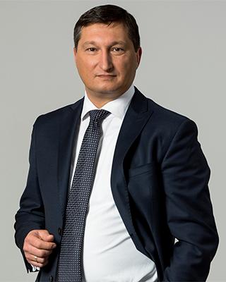 Генеральный директор, председатель правления Raiffeisenbank (Чехия) Игорь Вида