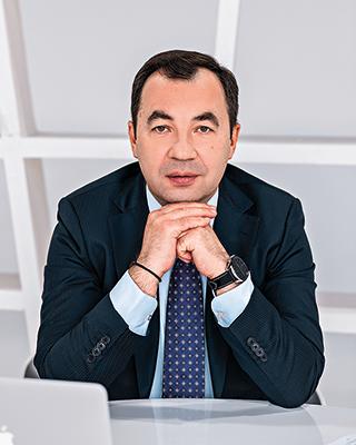 Андрей Возмилов, генеральный директор «Таможенной карты»