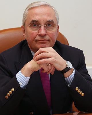 Президент Всероссийского союза страховщиков (ВСС) Игорь Юргенс
