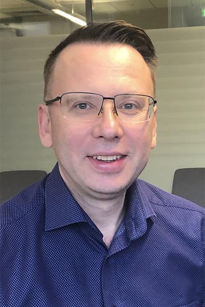 Олег Зайцевский, старший вице-президент, директор департамента IT-развития