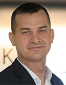 Кирилл Кузнецов. Зампред правления банка «Санкт-Петербург»