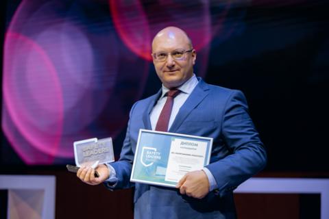 Виталий Цейтлин, «Газпромнефть-Транспорт». Фото: Организатор