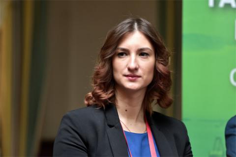 Ангелина Акименко, ЦБ РФ. Фото: Альберт Тахавиев / «Б.О»