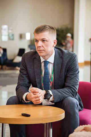 Игорь Родионов, ГК ЦФТ