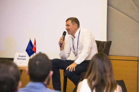 Андрей Висящев, ЦФТ. Фото: ЦФТ
