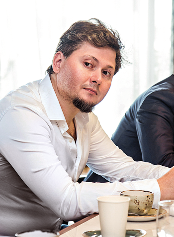 Максим Азрильян, Альфа-Банк. Фото: ЦФТ