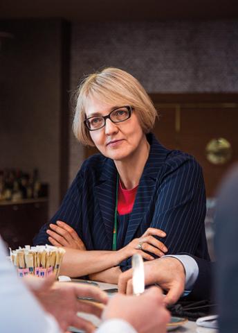 Мария Михайлова, Национальная платежная ассоциация. Фото: ЦФТ
