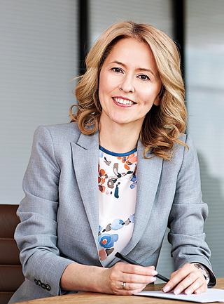 Надия Черкасова, банк «Открытие». Фото: «Открытие»