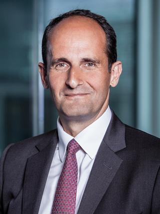 Колин Белл, HSBC. Фото: HSBC
