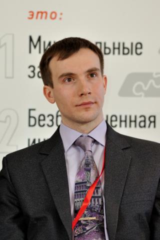 Константин Данилов, ГК ЦРТ. Фото Альберт Тахавиев / Finarty