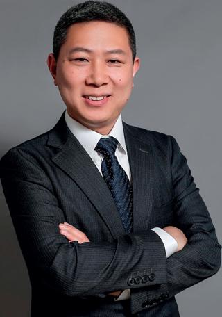 Фань Цзигуан, UnionPay International. Фото: UnionPay International