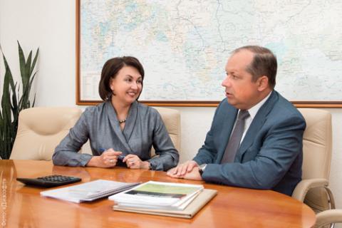 Светлана Емельянова, ВТБ24 и Сергей Русанов, ВТБ24