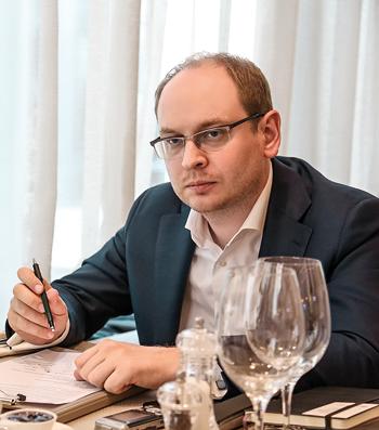 Юрий Грибанов, Frank RG. Фото: Михаил Бибичков / «Б.О»
