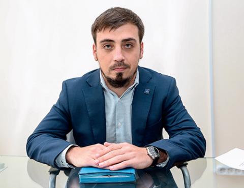 Андрей Хорошилов, ЕЮС. Фото: Михаил Бибичков / «Б.О»