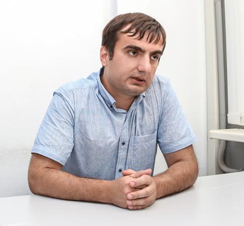 Сергей Козий, «Аксиома-Софт». Фото: Михаил Бибичков / «Б.О»