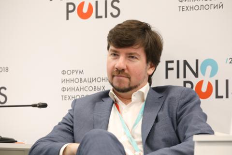 Игорь Ляпунов, «Ростелеком». Фото: Вячеслав Викторов / Росконгресс