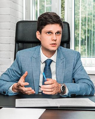 Илья Озолин, Проминстрах. Фото: Михаил Бибичков / «Б.О»