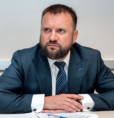 Антон Кобазев, исполнительный директор проектного офиса IT Россельхозбанка. Фото: Михаил Бибичков / «Б.О»