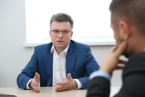 Дмитрий Руденко, «Абсолют Страхование». Фото: Михаил Бибичков / «Б.О»