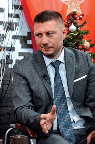 Павел Самиев, НРА, «БизнесДром». (Фото: Альберт Тахавиев / Finversia.ru)