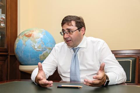 Сергей Швецов, ЦБ РФ. Фото: Михаил Бибичков / «Б.О»