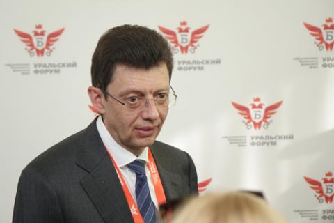 Дмитрий Скобелкин, ЦБ РФ