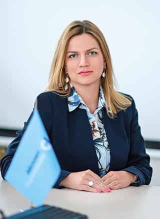 Ольга Якунина, «Абсолют Страхование». Фото: Ирина Тейхреб / «Б.О»