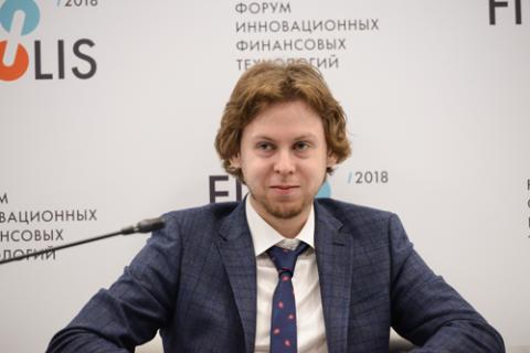 Иван Зимин, ЦБ РФ. Фото: Евгений Реутов / Росконгресс